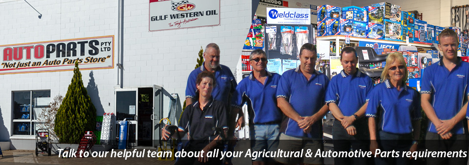 Talk to our helpful team about all your Agricultural & Automotive Parts requirements